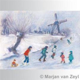 M. v. Zeyl Schaatspret 449