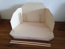 Seizoenstafel gemaakt door Treasure-Box