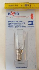 Naaimachine lampje Draaifitting