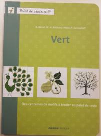 Borduurboekje: Vert (groen)