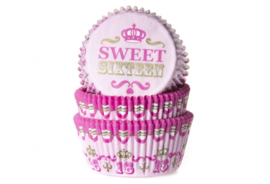 Baking Cup SWEET SIXTEEN