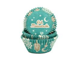 Baking Cups Eid Mubarak