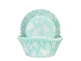 Baking Cups BABY MINT