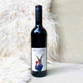 Vin Lapin - Merlot
