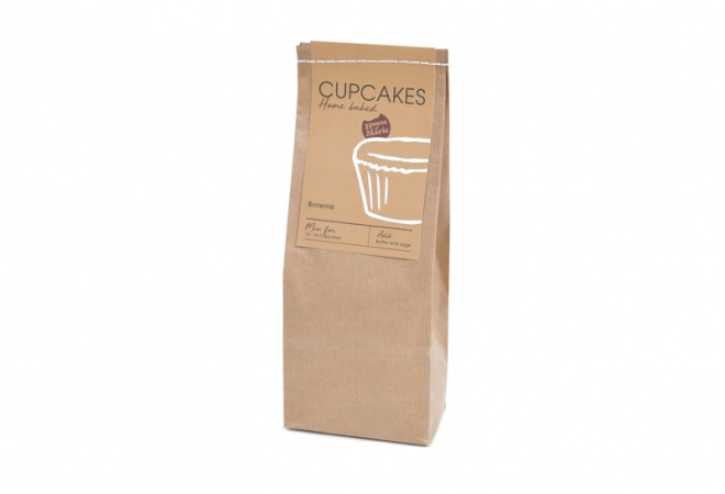 Cupcake Mix BROWNIE 400g