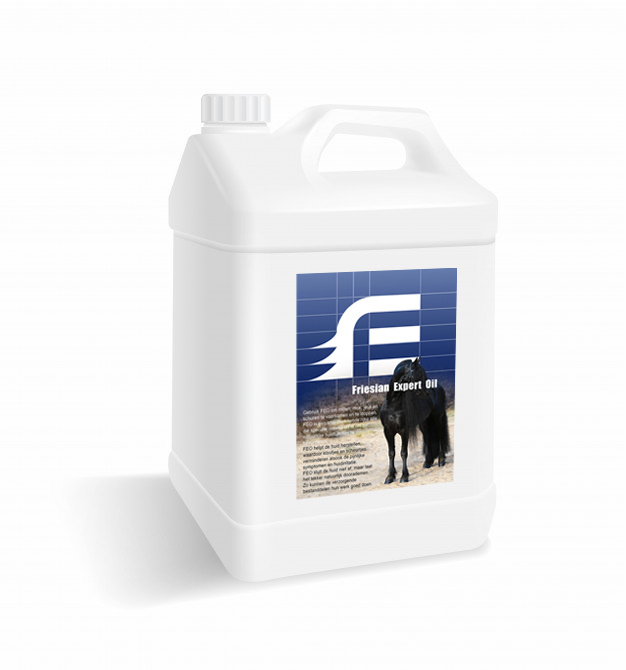 🔘Friesian Expert Oil 4L