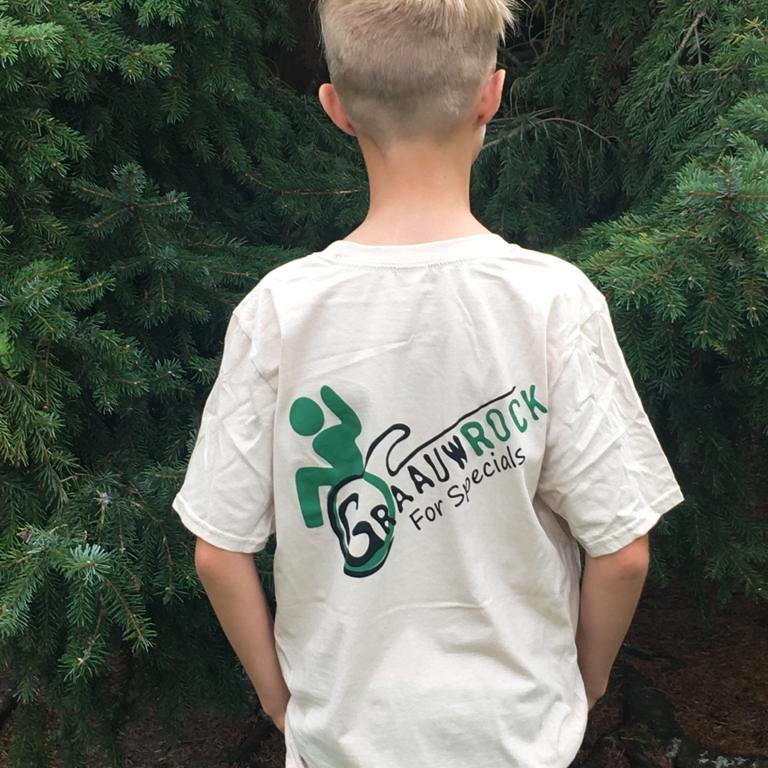 T-shirt GraauwRock for Specials