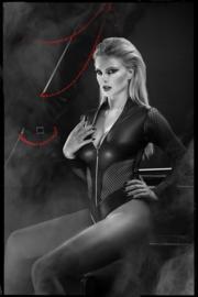 Demoniq Hera body - zwart