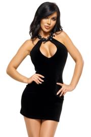 Beauty Night Solange jurk - Zwart