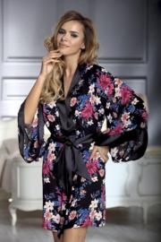 Unikat - Sachiko kimono met bloemen