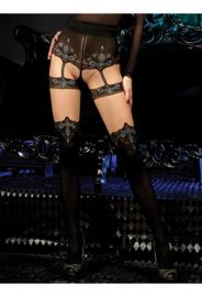 Studio Collants erotische panty - zwart 20/40 den