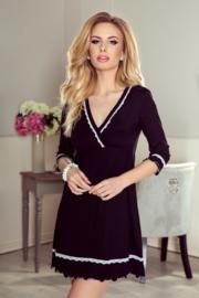 Eldar Lea slipdress - zwart