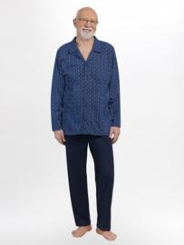 Martel- Antoni- pyjama- marineblauw- 100% katoen