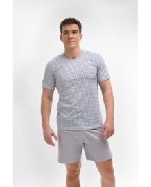 Martel- Gabriel- pyjama- grijs- 100% Katoen