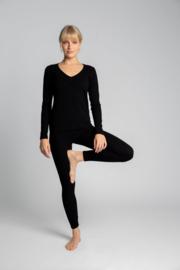 Lalupa- leggings - zwart
