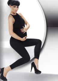 Annes- Bella Mama 90- Zwangerschaps Leggings - grijs