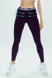 Eldar- Anette-  vermagering leggings- zwart