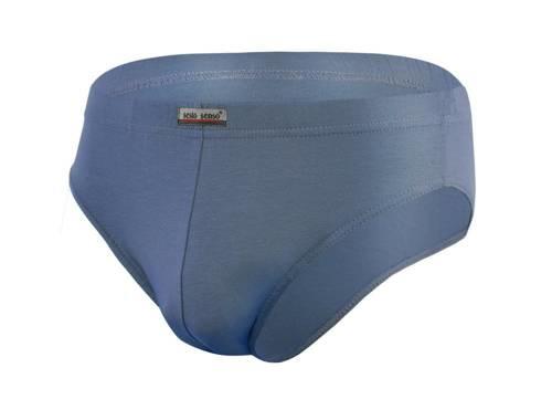 Sesto senso- Leopard- slipje - katoen-  blauw 'jeans'