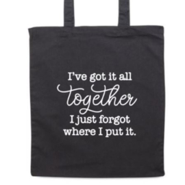 Tas 'I've got it all together'