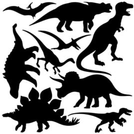muursticker Dino