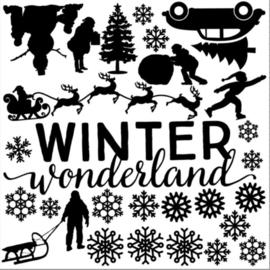 uitbreiding set Kerst/Winter