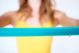 ø 90 cm - 20 mm PolyPro - Teal/gold colorshift