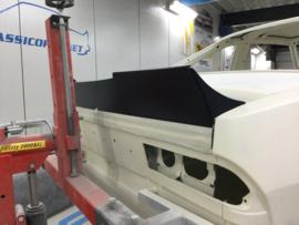 Ducktail Opel Manta B (achterspoiler), wordt verwacht.