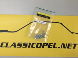 Bevestigingsmateriaal t.b.v. achterklep Ascona 400