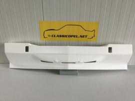 Opel Ascona B keienvanger / bumperdekplaat / onderfront.