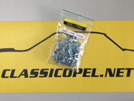 Plaatschroeven Opel Ascona 400 t.b.v. voorscherm