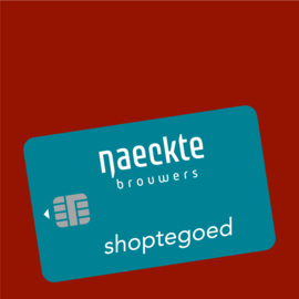 Shop credit Naeckte Brouwers Webshop