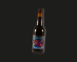 Pontus - Allmouth | Imperial smoked porter 9,5% (from 6 bottles)