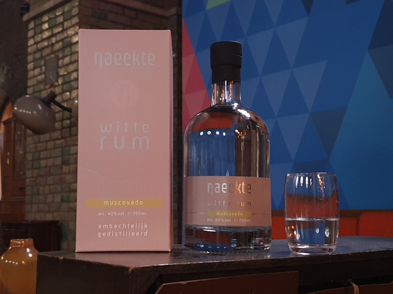 Naeckte Witte Rum | Muscovado