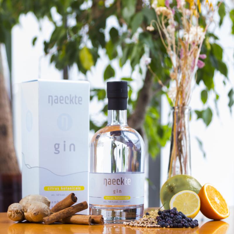 Naeckte Gin | Citrus Botanicals