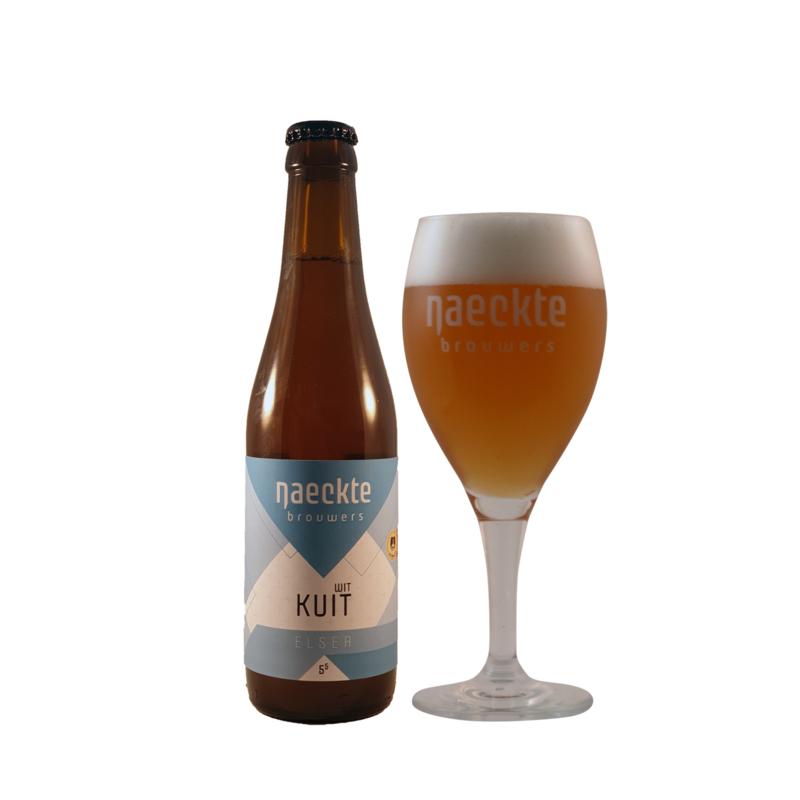 Elser   Kuit-/witbier 5,5% (vanaf 6 flessen)