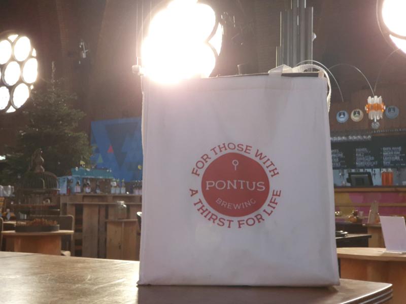 Pontus Brewing - Koeltas