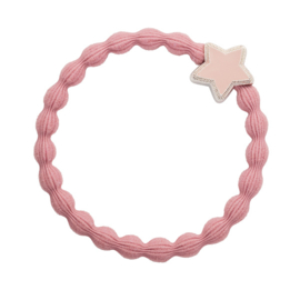 ByEloise Silver Star Champagne Pink