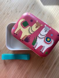 BAMBOO - Lunchbox Alpaca