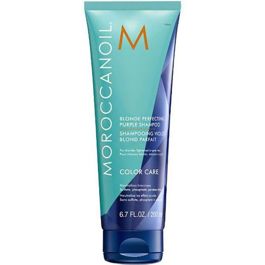 Moroccanoil Blond Perfecting Shampoo