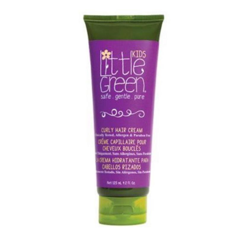 Little Green Curly Hair Cream