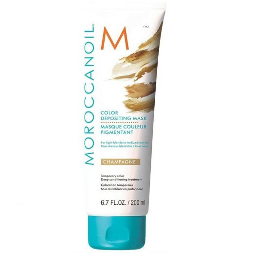 Moroccanoil Colour Depositing Mask  Champagne