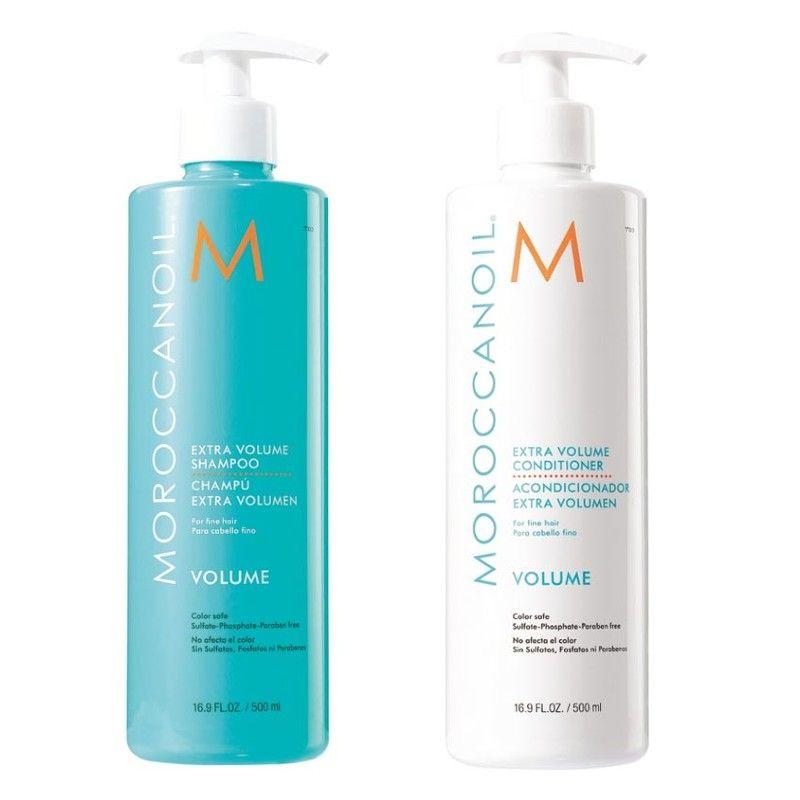 Moroccanoil Extra Volume Shampoo & Conditioner 500ml