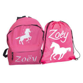 Back to school deal unicorn/ paard