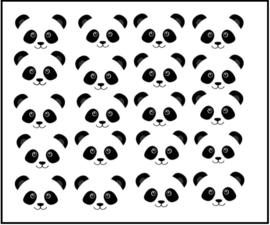 Traktatiestickers-Pandaberen