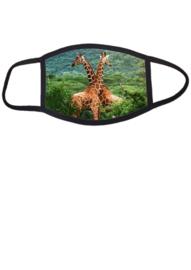 Mondkapje Giraffe