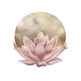 """Logo ontwerp """"Merlin's Maan"""""""