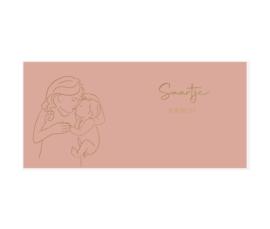 Geboortekaart | Sister