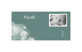 Geboortekaart | Wonder