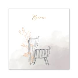 Geboortekaart | Tenderness