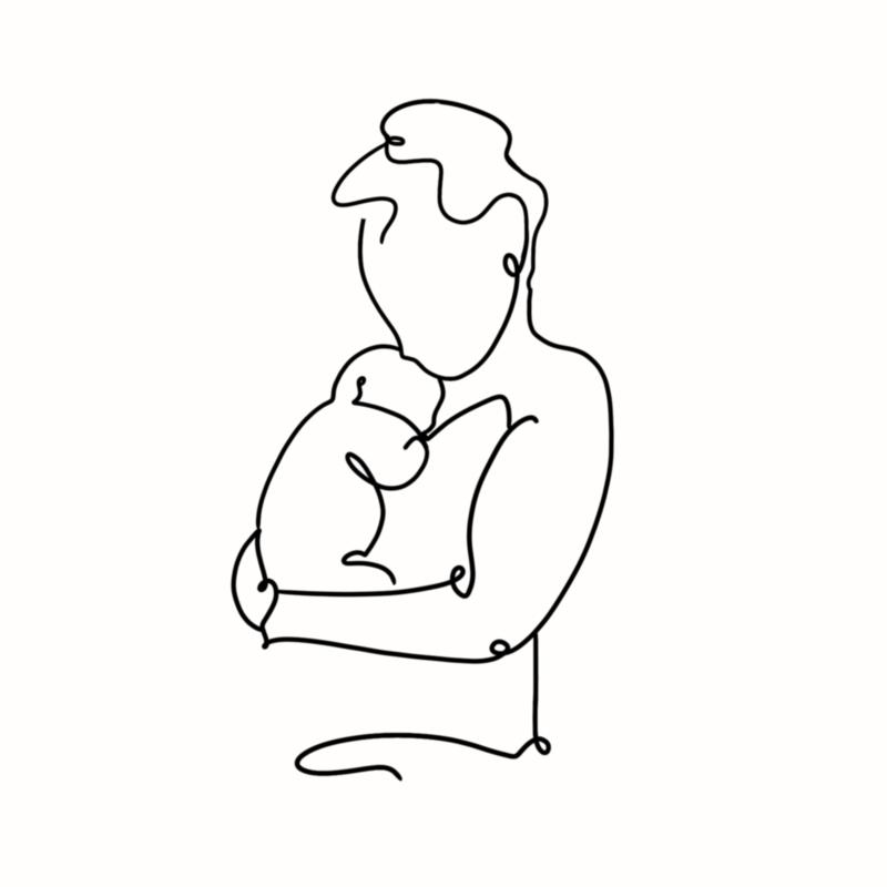 Lijn Illustratie